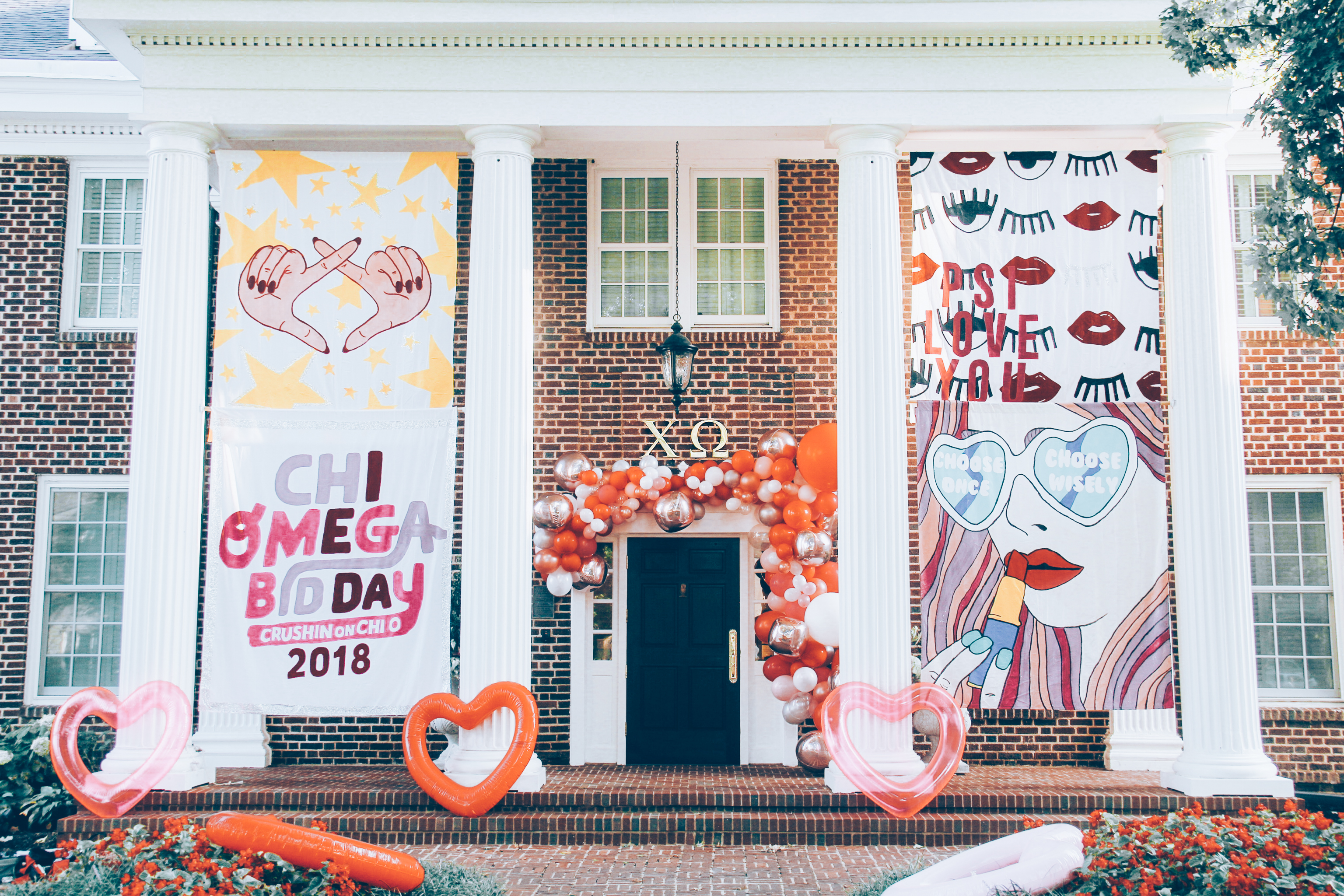 Chi Omega | Psi Chapter at University of Arkansas